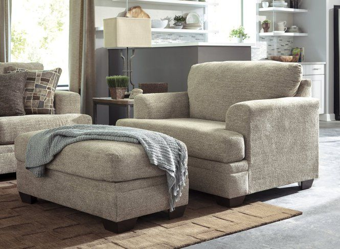 Chair and ottoman ideas
