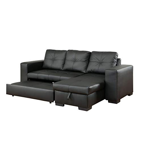 Sleeper Sectional Sofa with Chaise: Amazon.com