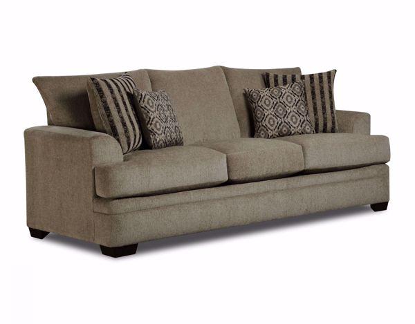 Irving Sofa - Pewter - Sofas | FFO Home Furniture