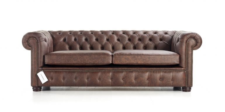 London Chesterfield Sofa Bed for sale by Distinctive Chesterfields
