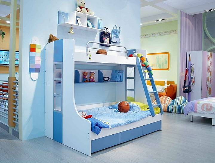 Brief Description Of Children Bedroom Furniture