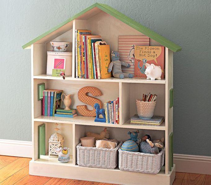 Bookshelf : Cool Baby Bookcase Diy Kids Bookshelf Ideas Design