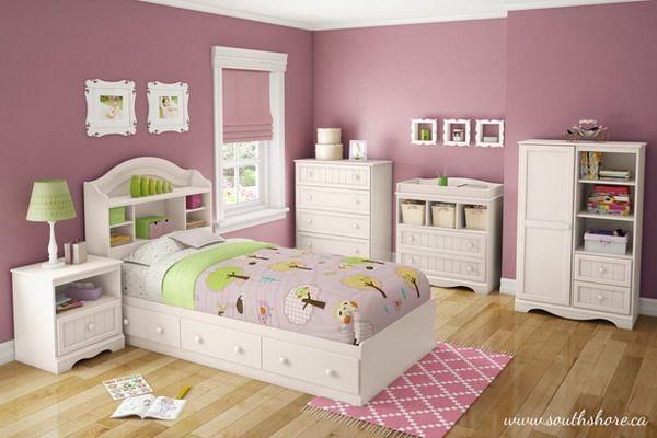 Pin by Erica Hermann on Toddler bedroom ideas | Pinterest | Girls