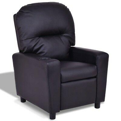 KIDS RECLINER ARMCHAIR Children's Furniture Sofa Seat Couch Chair w