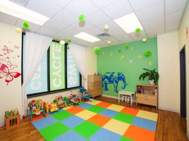 Children's room u2013 Gym | Hamilton Health and Fitness | Cardio