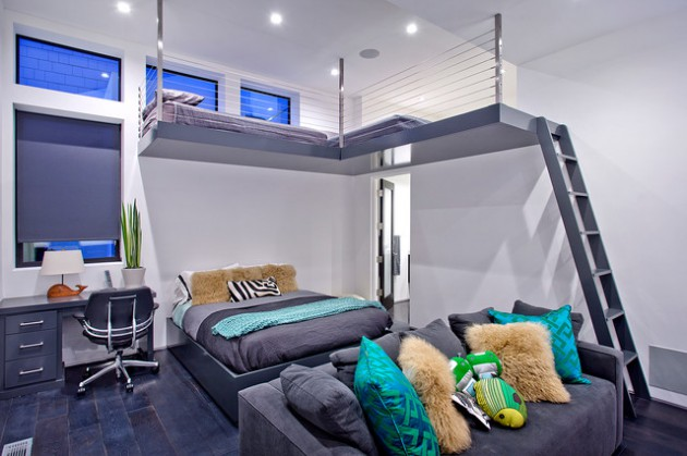 16 Original Ideas To Decorate Cool & Cheerful Children's Room