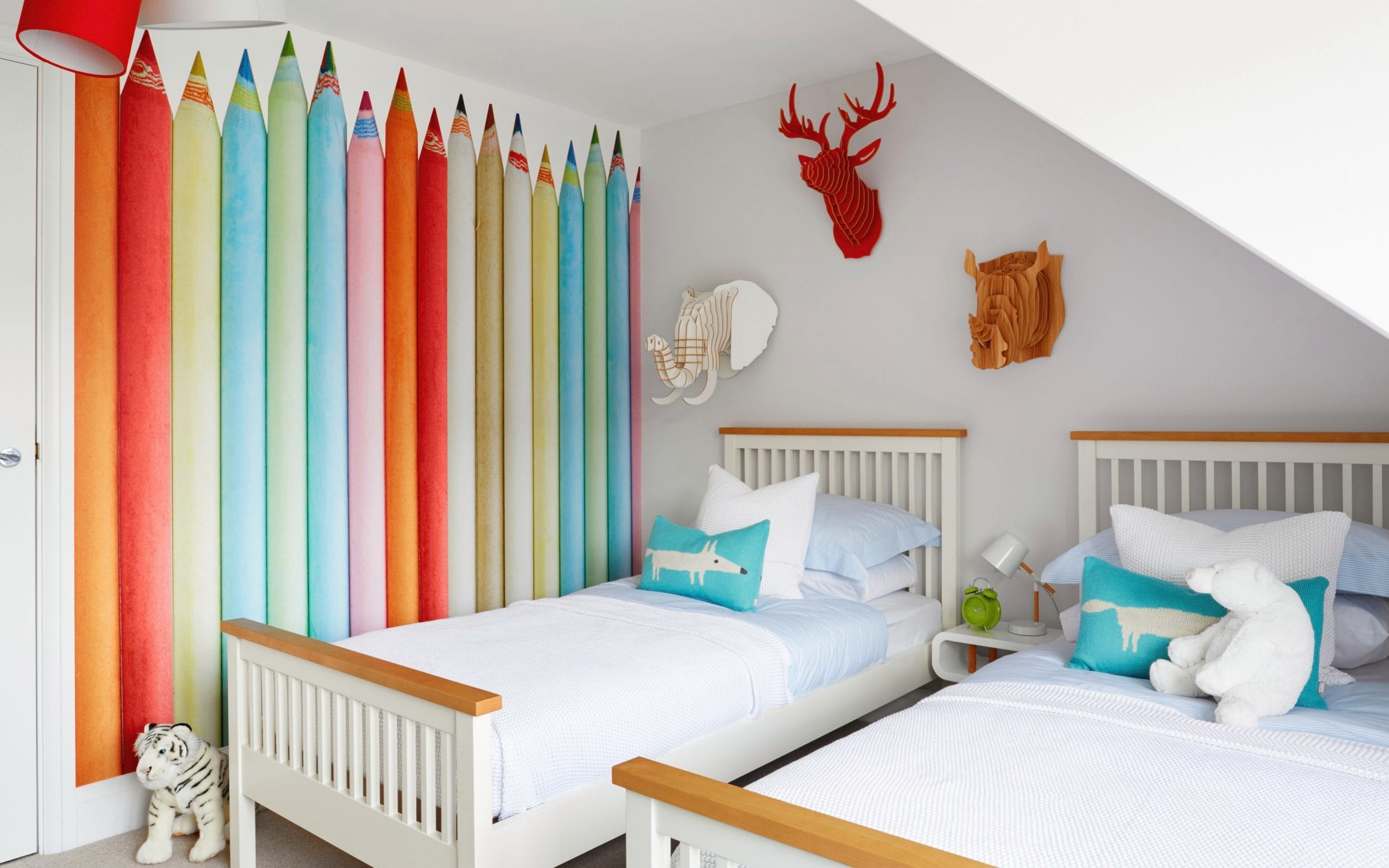 Putting the fun into functional: how to decorate your children's