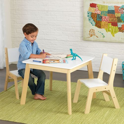 Children's Ultra Modern Table & Chairs