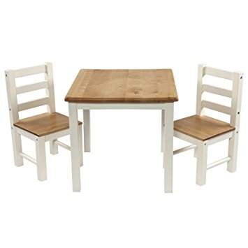 Childrens Table Sets & Hip Kids Table And Chairs Set W/ Toy Storage