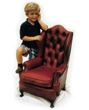 Top reasons why you should buy child's leather armchair Check more