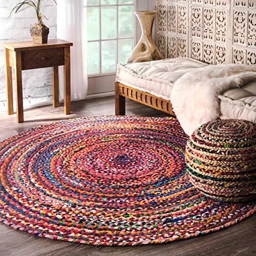 Circular Rugs: Amazon.com