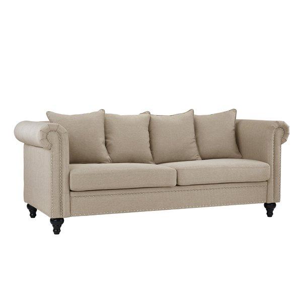 Alcott Hill Blue Heron Classic Sofa | Wayfair