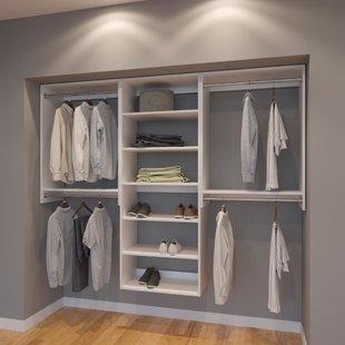 Closet Systems | Joss & Main