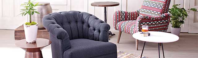 Choosing Comfortable Chairs for Small Spaces | World Market