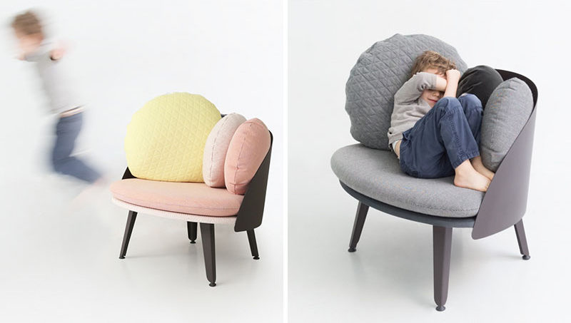 12 Comfy Chairs That Are Perfect For Relaxing In | CONTEMPORIST