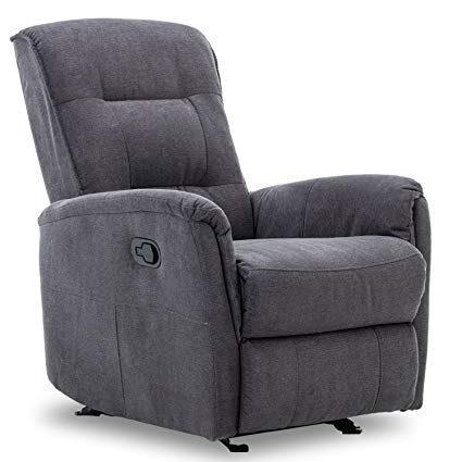 Amazon.com: BONZY Glider Recliner Chair with Super Comfy Gliding