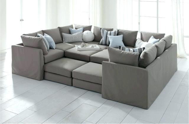 Big Sectional Sofas Oversized Sofas Sectional Sofas With Recliners