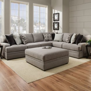 Trendy comfy sectional sofas
