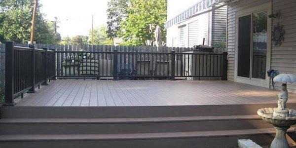 Composite Decks - advantages, brands, photos, & local deck builders