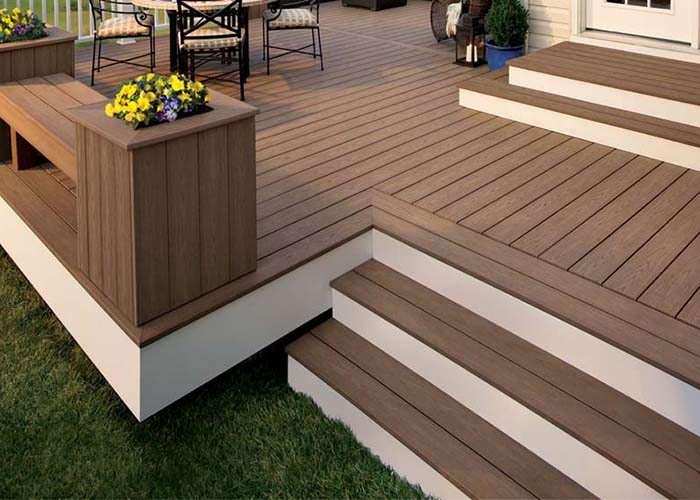 Decks | Home Improvement Products | Foxworth-Galbraith