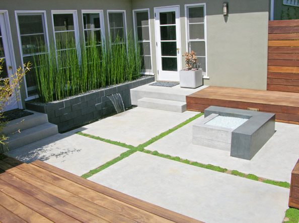 Concrete Patio - Design Ideas, and Cost - Landscaping Network