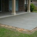 Concrete Patios – A Durable One To Choose