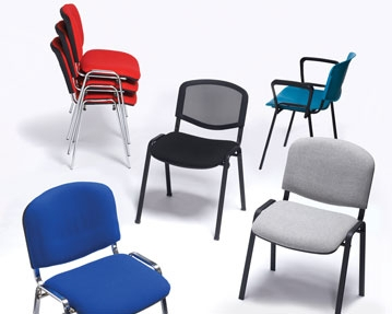 Buy Meeting Room Chairs Online With Free Delivery - Furniture At Work
