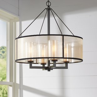 Industrial & Modern & Contemporary Chandeliers You'll Love | Wayfair