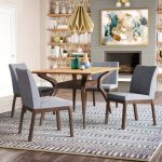 The Stylish Contemporary Dining Room Sets