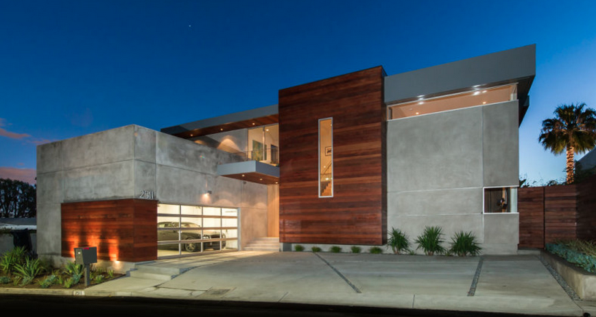 $7.495 Million Contemporary Home In Los Angeles, CA | Homes of the Rich