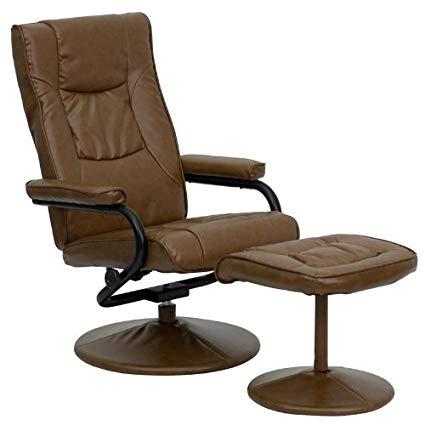 Amazon.com: Flash Furniture Contemporary Palimino Leather Recliner