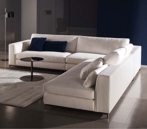 Minotti Albers Sectional Sofa contemporary sectional sofas | Living