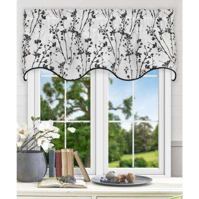 Contemporary - Window Scarves & Valances - Window Treatments - The