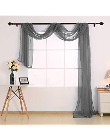 Shop Amazon.com | Window Scarves