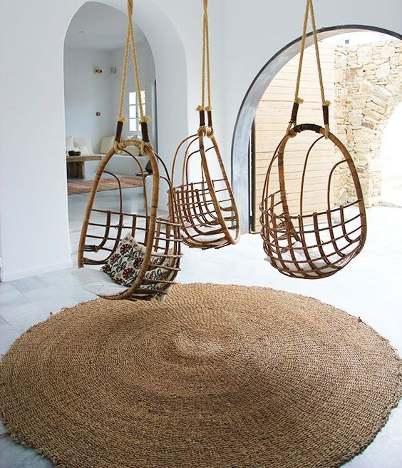 34 Cool Rattan Furniture Pieces For Indoors And Outdoors - DigsDigs