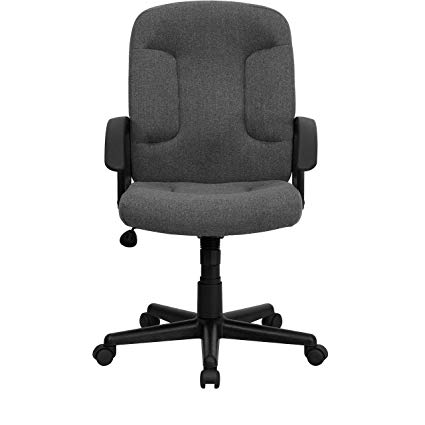 Amazon.com : Cool Office Chairs - Electra Upholstered Desk Chair