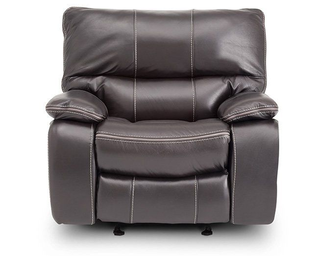 Recliners-Aviator Recliner-Leather luxury with a cool vibe | Home