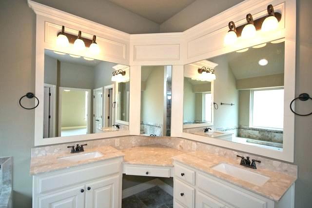 Corner Bathroom Vanities And Sinks Corner Vanity Sink Master Bath