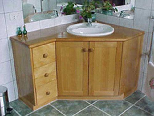 Ecke Vanity Sink | bathroom | Corner bathroom vanity, Corner sink