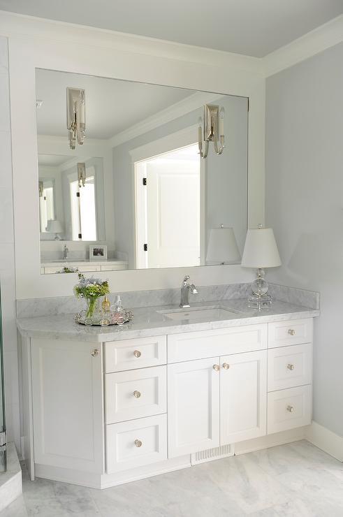 Corner Bathroom Vanity Design Ideas