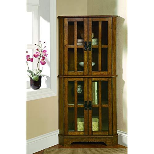 Corner Hutch Cabinet: Amazon.com
