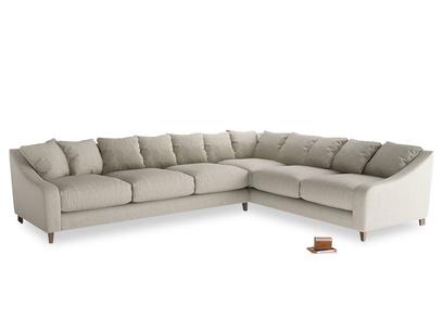Corner Sofas | Comfy L Shaped Sofas | Loaf