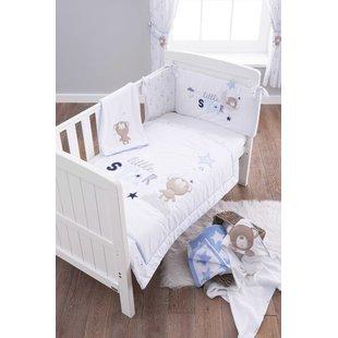 Cot Bedding Sets You'll Love | Wayfair.co.uk