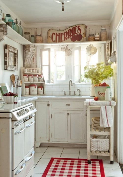 Cute, Cook-Friendly Cottage Kitchens