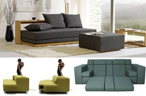 Beyond Sofa Beds: 7 Creative New Kinds of Sleeper Couch | Urbanist