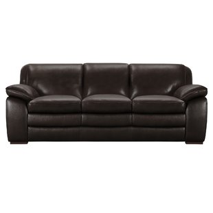 Leather Sofas You'll Love | Wayfair