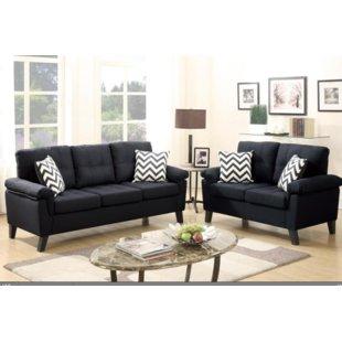 Couch Loveseat Set | Wayfair