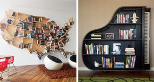75 Of The Most Creative Bookshelves Ever | Bored Panda