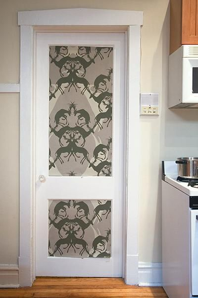 30 Creative Interior Door Decoration Ideas Personalizing Home
