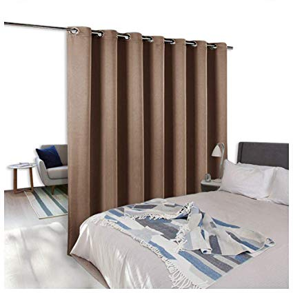Amazon.com: NICETOWN Room Divider Curtain Screen Partitions